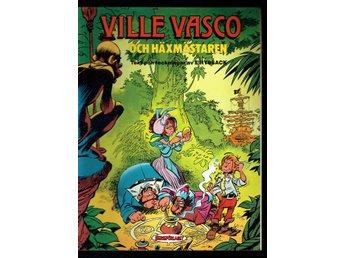 Ville Vasco och häxmästaren - Köping - Ville Vasco och häxmästaren - Köping