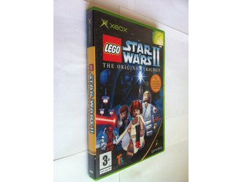 Xbox: Lego: Star Wars II (2) - The Original Trilogy