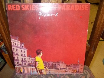 Fischerz-Red skies over paradise