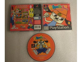 Parappa the Rapper till Playstation! 1kr