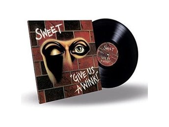 Sweet: Give us a wink (Vinyl LP)