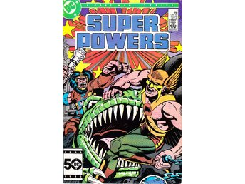 Super Powers nr 2 (1985) / FN /  snygg