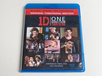 1D - ONE DIRECTION: THIS IS US (Blu-ray)