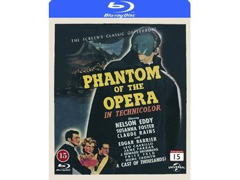 Phantom of the Opera (Blu-ray)