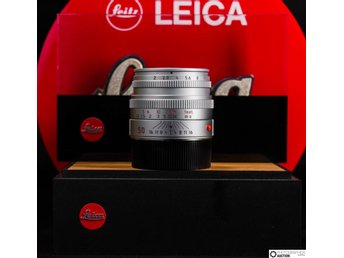 Leica Summicron-M  50mm f/2    MADE IN GERMANY