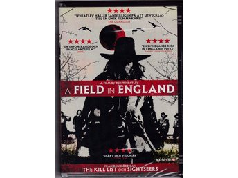 A Field in England  -  Ben Wheatley - Michael Smiley - Reece Shearsmith - NY!