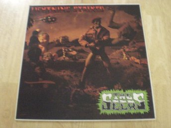 "The Seers - Lightning Strikes 12""  [ EX ] PSYCH ROCK"
