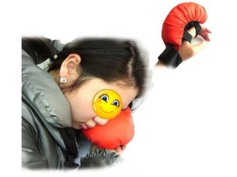 NY! Multifunctional Boxing Glove/Nap Pillow! Take a nap