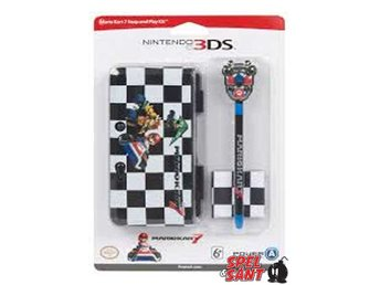 PowerA Mario Kart 7 Snap and Play Kit
