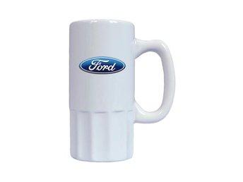Ford porslin ölkrus, Ford ölstop, present till Ford ägare - Karlskrona - Ford porslin ölkrus, Ford ölstop, present till Ford ägare - Karlskrona