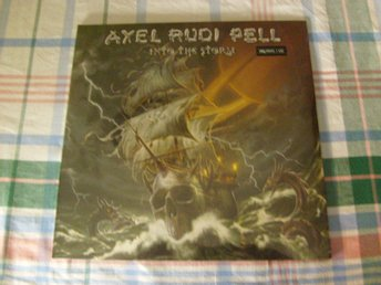 Axel Rudi Pell - Into The Storm - Gatefold - Inplastad - SPV 266371 2LP -