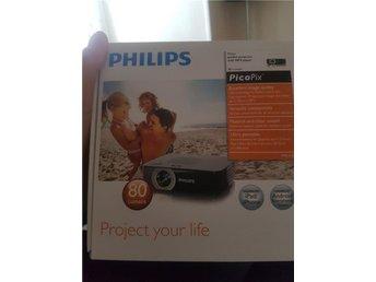 Philips Projketor Picopix ppx2480 - Uppsala - Philips Projketor Picopix ppx2480 - Uppsala
