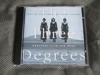 CD Three Degrees / Out of the past... / VERY RARE, FRI FRAKT