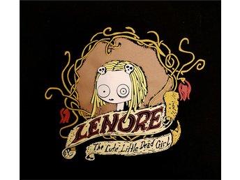 Lenore the cute little dead girl tshirt Medium - Nyköping - Lenore the cute little dead girl tshirt Medium - Nyköping