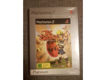 PS2: Jak and Daxter - The Precursor Legancy