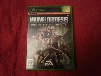 Mervel Nemesis: Rise of the imperfects