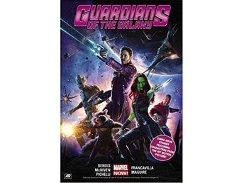 Guardians of the Galaxy by Bendis Vol. 1 INBUNDEN (OHC)