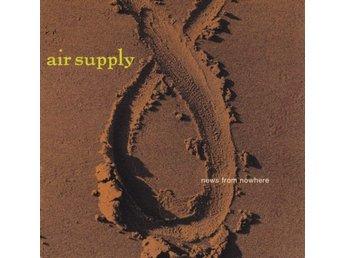 Air Supply-News From Nowhere (1995) CD, Giant Records, OOP, Like New, West Coast - Ekerö - Air Supply-News From Nowhere (1995) CD, Giant Records, OOP, Like New, West Coast - Ekerö