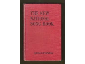 The New National Song Book