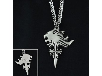 Final fantasy 8 VIII Squall griever halsband necklace