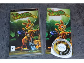 Daxter PSP Playstation Portable Komplett