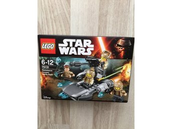 Nytt! LEGO STAR WARS 75131 Resistance Trooper Battle Pack