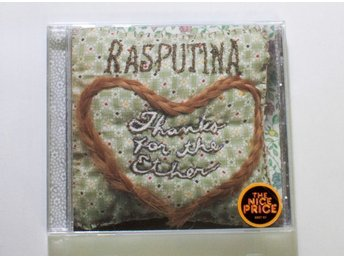 Thanks for the Ether - Rasputina - CD 1996 - Melora Creager