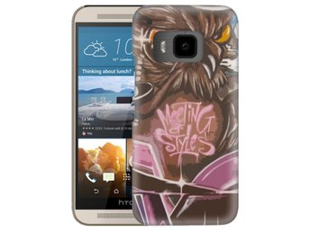 HTC One M9 Skal Graffiti Monster