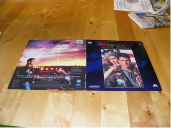 Top Gun - THX  AC-3- Widescreen edition - 1st Laserdisc