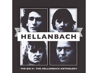 Hellanbach -The big H: the Hellanbach antholo dcd S/S NWOBHM