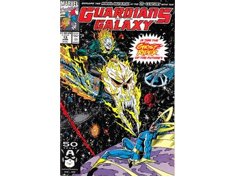 Guardians of the Galaxy nr 13 (1991) / FN/VF / mycket snygg