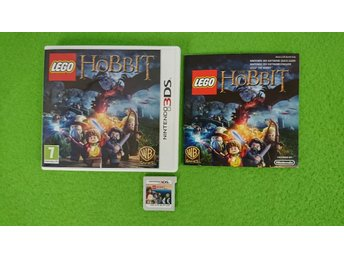 The Hobbit KOMPLETT Nintendo 3DS
