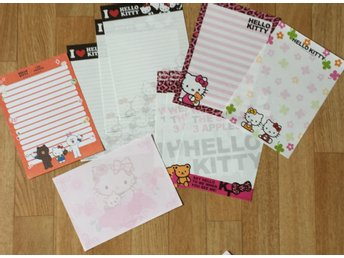 Brevpapper Hello Kitty