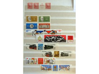 DDR Lot connected stamps **
