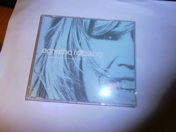 Agnetha Fältskog - If I Thought You'd Ever Change Your Mind (Abba) (Cd-maxi)