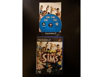 THE SIMS ps2/playstation 2