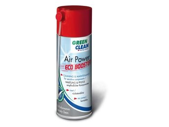 GREEN CLEAN Tryckluft 400 ml. G-2044 Air Power Eco Booster