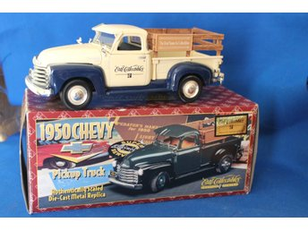 1950 CHEVY PICKUP TRUCK  ERTL COLLECTIBLES PRESTIGE SERIES