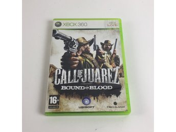 XBOX, Spel, Call of juarez