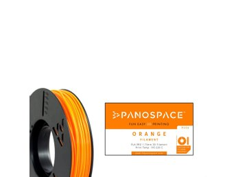 PANOSPACE Filament Orange