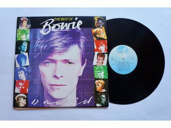 ** David Bowie ‎– The Best Of Bowie **