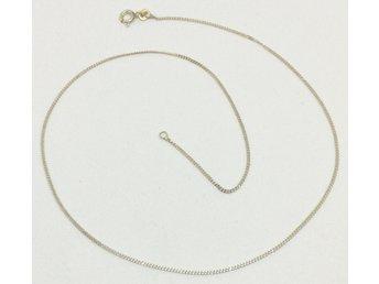 Halsband 925 Hamrade ringar D29mm. Pansar kedj.. (334005945) ᐈ Köp ... ac0b289742aaf