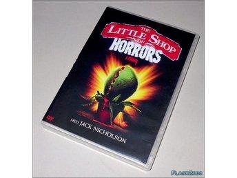 The Little Shop of Horros - Roger Corman - DVD svensk text - Helsingborg - The Little Shop of Horros - Roger Corman - DVD svensk text - Helsingborg