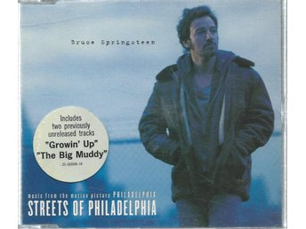 BRUCE SPRINGSTEEN -GROWIN UP /THE BIG MUDDY(CD MAXI/SINGLE )