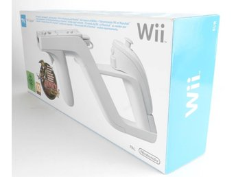 Wii Zapper + Link's Crossbow Training -