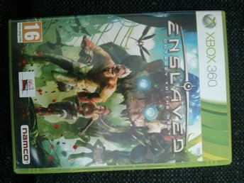 Xbox 360 enslaved odyssey to the west spel