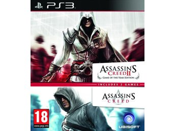 Assassins Creed Assassins Creed 2 - Playstation 3 - Varberg - Assassins Creed Assassins Creed 2 - Playstation 3 - Varberg