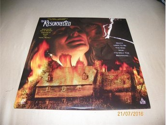 The Resurrected - 1st Laserdisc