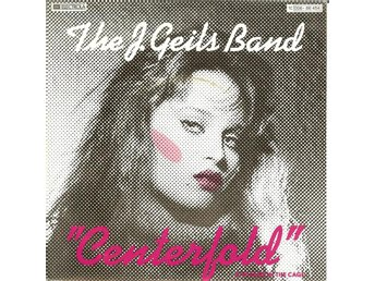 The J. Geils Band - 7´ Centerfold/ Rage in the cage  VG++ 1981