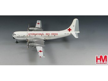 Hobby Master Balair Red Cross C-97 Stratofreighter  - 1/200 scale - nice!